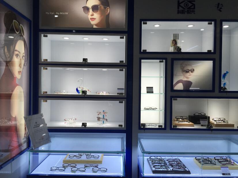 【二楼】产品展示区